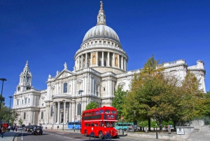 Full-Day London Sightseeing Tour – Historic & Modern