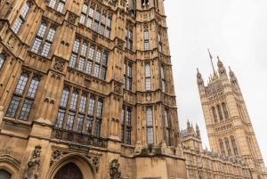 Fully-Guided Houses of Parliament & No Wait Westminster Tour