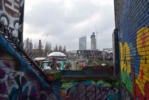 Gangster London Walking Tour with Actor Vas Blackwood
