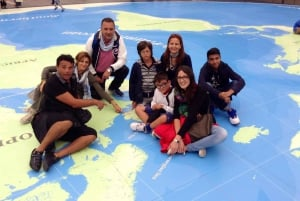 Greenwich Museums and River Cruise with Italian Guide