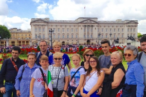 Guided Tour of Westminster Abbey & Royal Sights of London