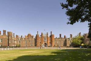 Hampton Court Palace and Windsor Castle Private Car Tour