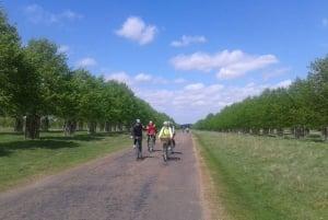 Hampton Court Palace: River Thames Bike Tour