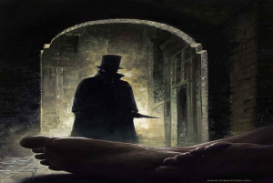 Jack the Ripper and East London Tour
