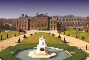 Kensington Palace Gardens Tour with Royal High Tea