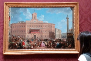 Kid-Friendly National Gallery and Westminster Tour