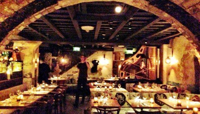 La Bodega Negra Cafe Or Restaurant