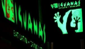 Las Iguanas - The O2
