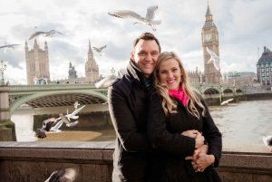 London 1- or 2-Hour Professional Photo Shoot