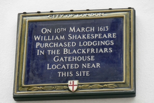 London: 2-Hour Shakespeare Walking Tour