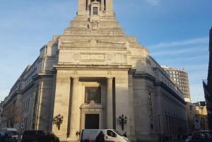 London: 3-Hour Art Deco Taxi Tour