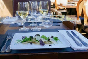 London: 4 Course Lunch Tour by Luxury Coach