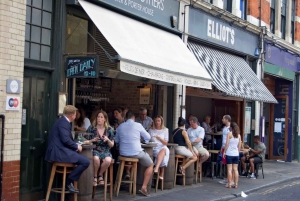 London: 4-Hour Bite Into Eclectic Urban Food Culture
