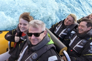 London: 50-Minute River Thames Speedboat RIB Tour