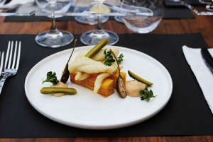 London: 6-Course Luxury Dinner Bus Tour