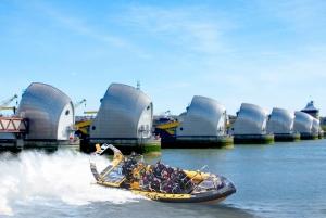 London: 75-Minute Thames Barrier RIB Speedboat Tour
