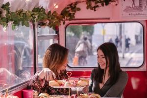 London: Afternoon Tea Bus Tour