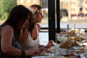 London: Afternoon Tea Cruise on the River Thames