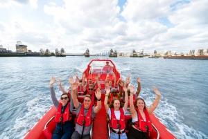 London: Break the Barrier Speed Boat Ride