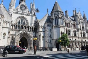 London: Bridget Jones 2.5–Hour Walking Tour