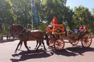 London: British Royalty Walking Tour