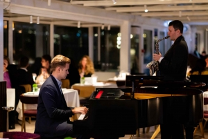 London by Night: River Thames Luxury Dinner Cruise