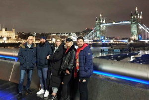 London by Night Taxi Tour