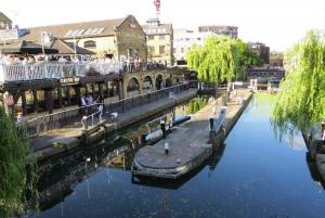 London Canals Walking Tour