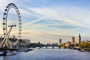 London: Changing of the Guards & Westminster Walking Tour