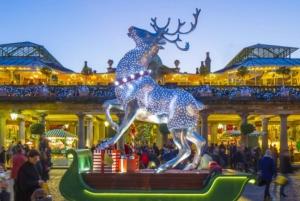 London: Christmas Lights 2-Hour Tour in Spanish