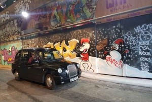London: Christmas Lights Tour in a Black Cab