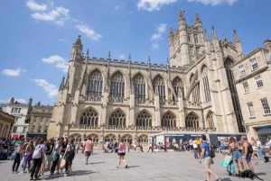 London: City of Bath and Stonehenge with 2-Course Lunch