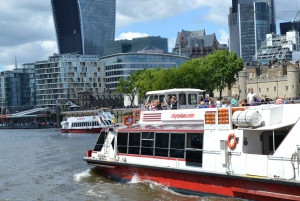 London: Crown Jewels Tour with River Cruise