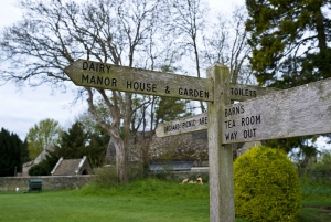 London: Downton Abbey, Cotswolds, and Highclere Castle Tour
