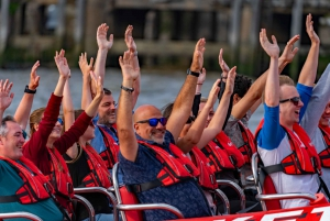 London: Family-Friendly Speed Boat Tour of the River Thames