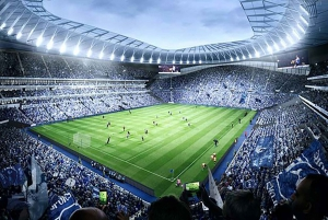 London Football and Stadiums Taxi Tour