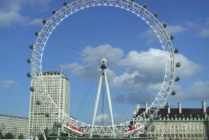 London Full-Day Tour by Black Cab