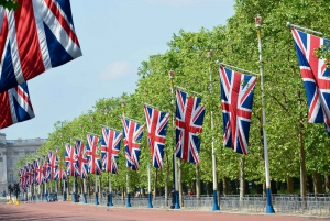 London: German-Speaking Guided Tour of Westminster
