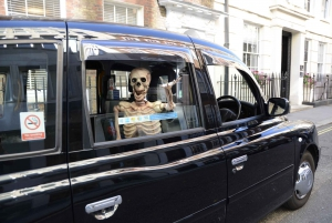 London Ghost Tour by Black Taxi Cab