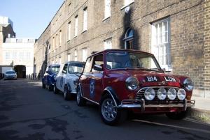 London: Gin Tour in a Classic Mini Cooper