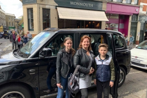 London: Harry Potter Movie Private Taxi Tour