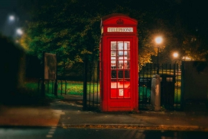 London: Haunted Exploration Game and Tour