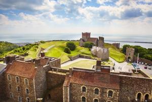 London & Heathrow to Dover Transfer via Dover Castle