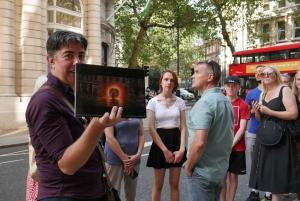 London: Hero and Superhero Film Walk