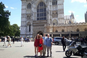 London: Kid-Friendly Westminster Abbey & Sightseeing Tour