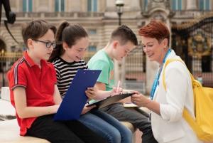 London: Kids Activity Tour in German