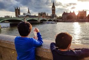 London: Kids Bus Tour