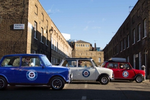 London Like a Local Classic Car Full-Day Tour with Lunch