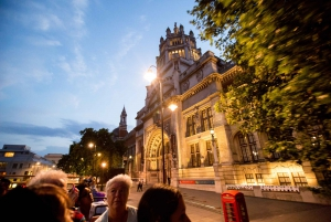 London: London by Night Sightseeing Open-Top Bus Tour
