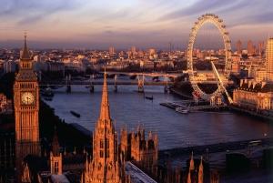 London: London Dungeon and London Eye Combo Ticket
